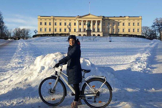 Winter Bike Tour in Oslo