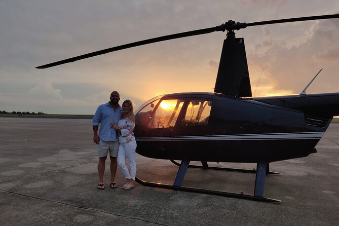 New Orleans Night Helicopter Sightseeing Flight