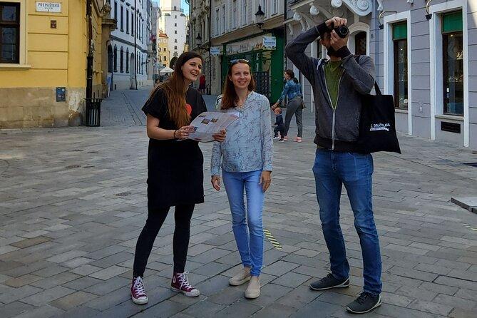 Bratislava with Local Guide