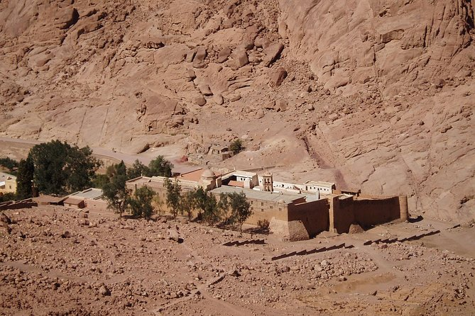 From Sharm El Shiekh: St.Catherine and Tour at Dahab