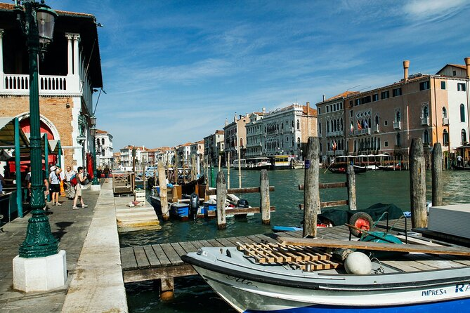 Venice Half Day Private Walking Tour with a Local Guide