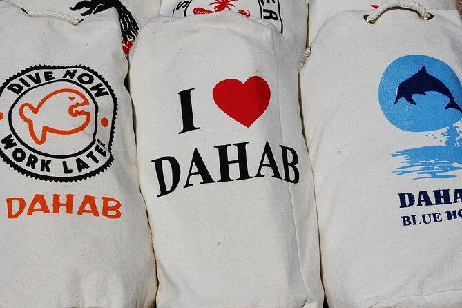 From Sharm El-Sheikh : Safari Blue Hall And Dahab Tour