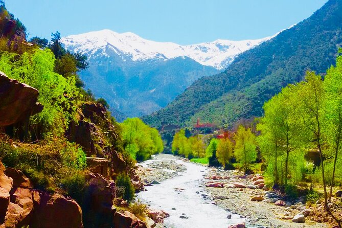 Day Trip from Marrakech To Ourika Valley and Berber Villages