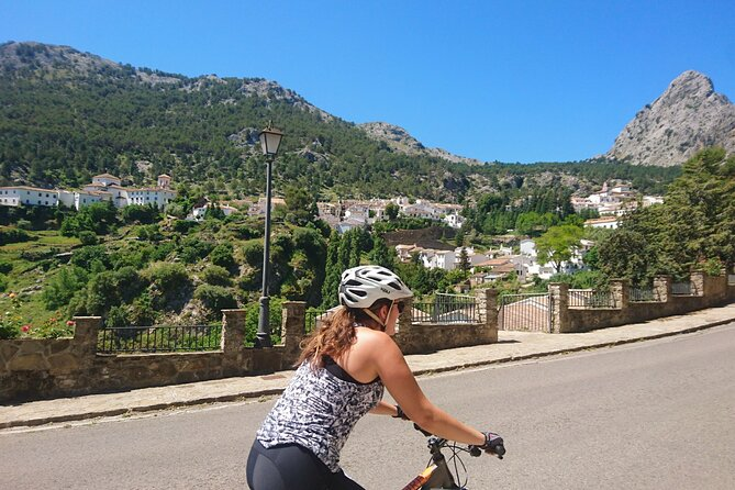e-Bike - Grazalema, Zahara and Ronda - Challenging Level
