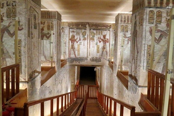 2 Days Cairo and Luxor Highlights Tour from Hurghada Including Flights