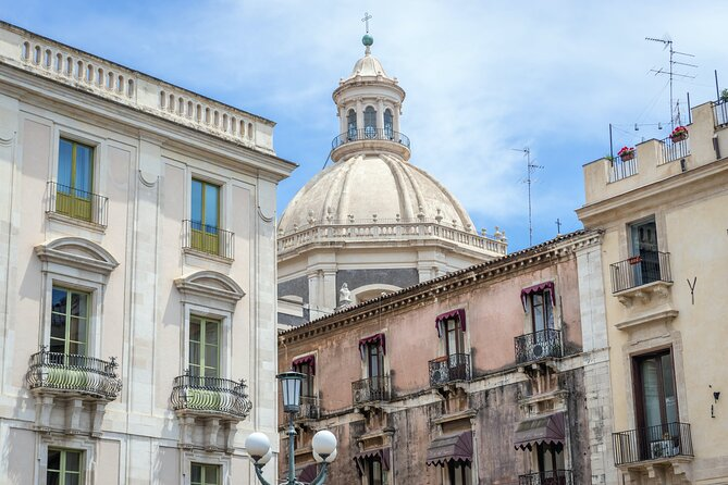 Private Walking Tour of Catania with Expert Guide