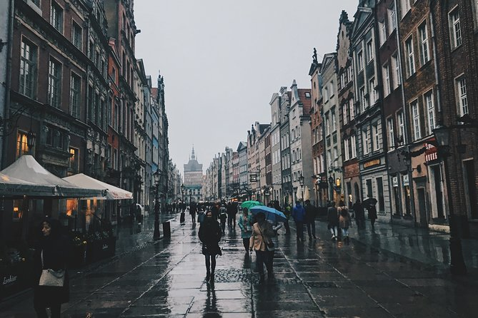 Discover Gdansk in 60 minutes with a Local