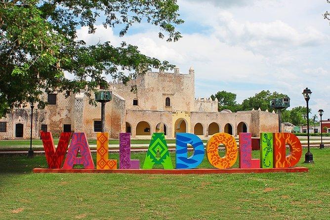 Vallidolid, Monkey Park & Cenote