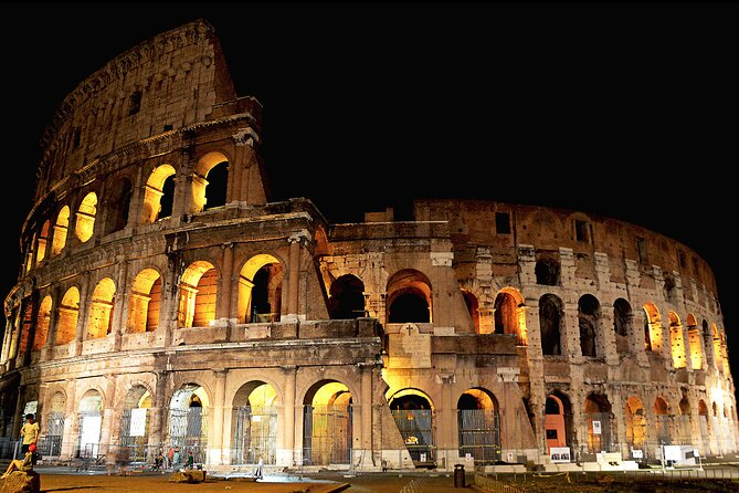 Rome by Night - Private Tour