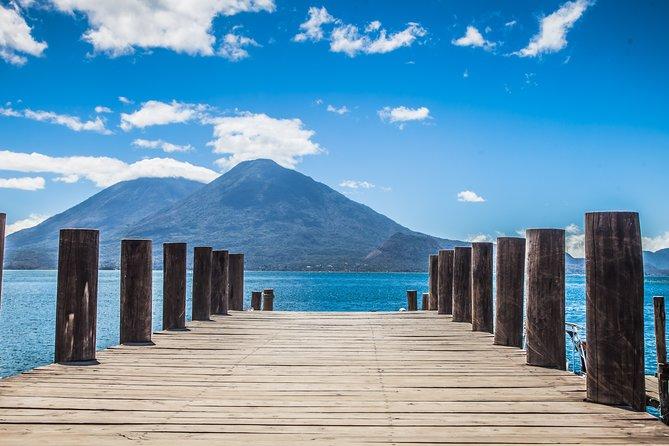Private Transfer from Antigua Guatemala to Lake Atitlan