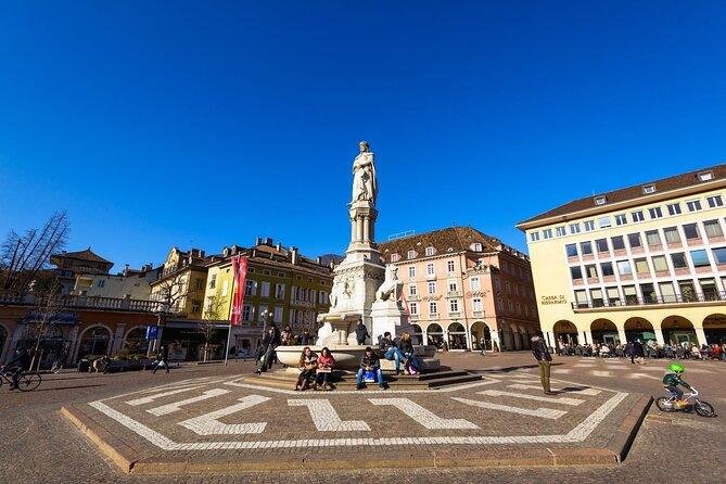 Bolzano with a Local: Private Guided Tour in Trentino Alto Adige