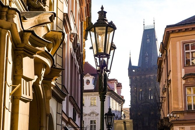 Prague Old Town Walking Post-COVID Tour - legends, ghost stories and fun facts