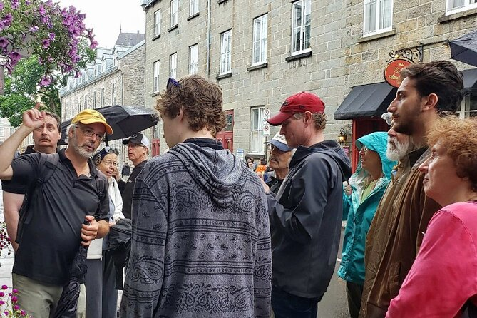 Private Walking Tour for American Visitors - 1776 Canada's Road to Independence