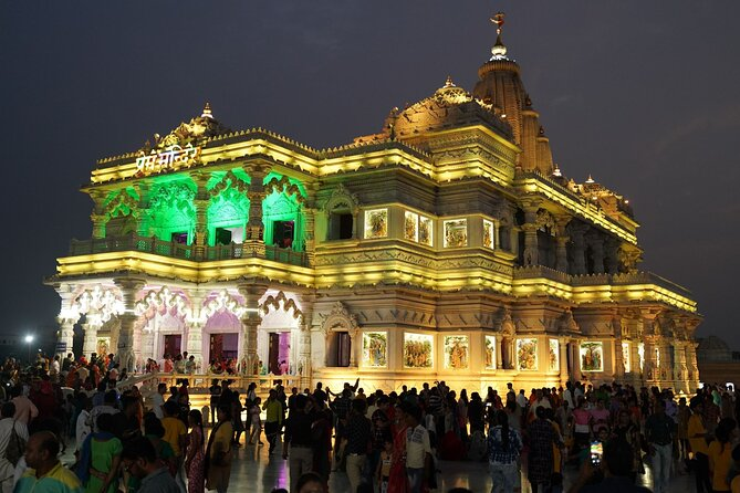 Spiritual Trails of Vrindavan (2 Hours Guided Temples Walking Tour)