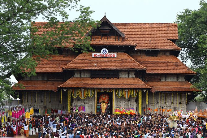 Day Trip to Varkala (Guided Full Day City Tour)