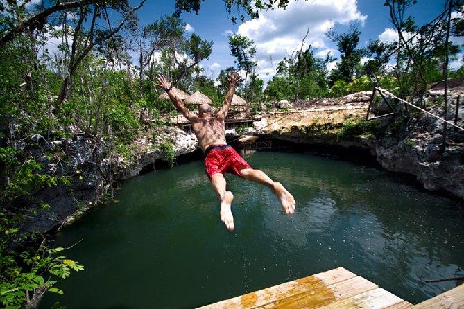 Tankah Cenotes & Zip Line Adventure - Private Tour