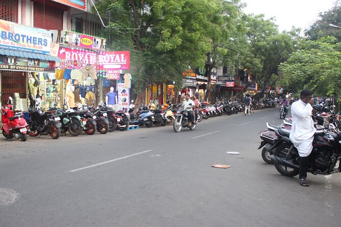 Heritage & Cultral Walking Tour Pondicherry