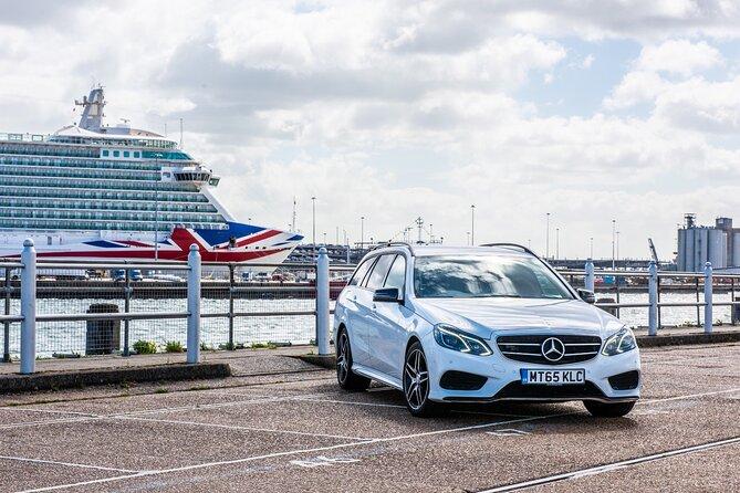Southampton to London Private Transfer