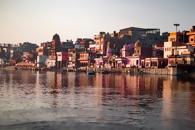 Best of Mathura & Vrindavan (Guided Halfday Sightseeing Tour by Car)