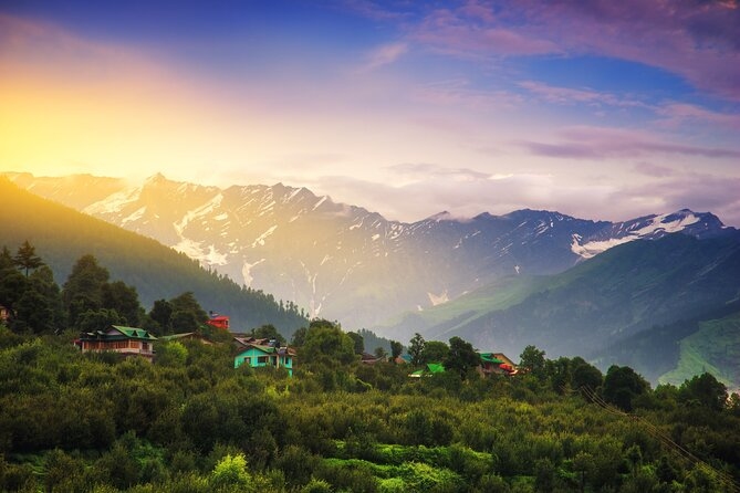Highlights of Manali (Guided Fullday Sightseeing Tour by Car)
