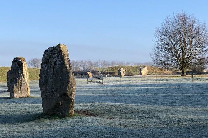 London - Southampton via Avebury & Stonehenge