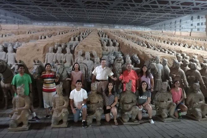 Xi'an Private Day Tour from Beijing by Return Flight