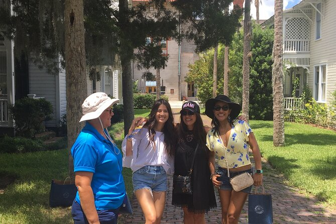 St. Augustine Walking Tour