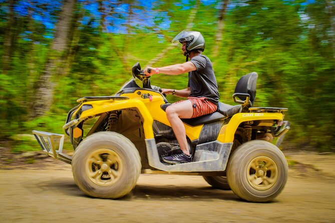 Tulum and Extreme Ride from Riviera Maya