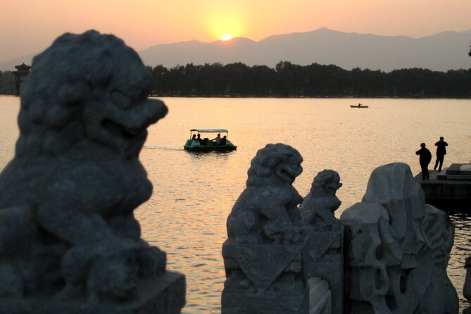Beijing Private Garden Tours: Summer Palace & Old Summer Palace