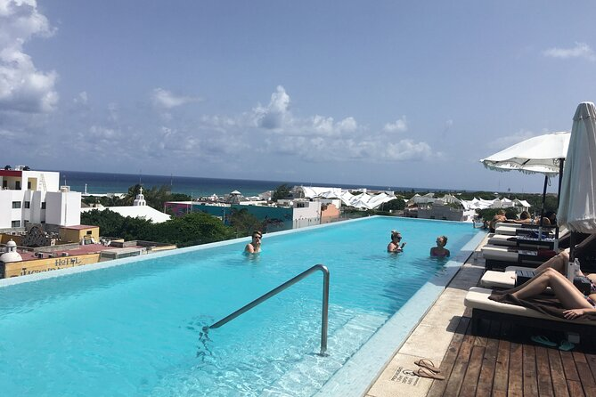 PDC Rooftop & Beach Club Experience