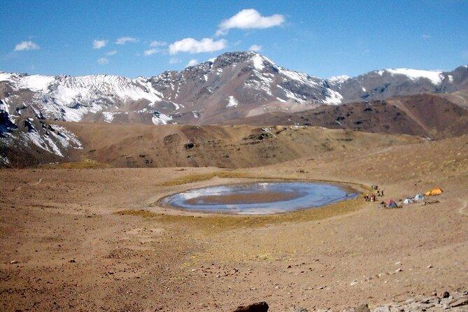 Trekking Parva & Pintor Hill from Santiago de Chile