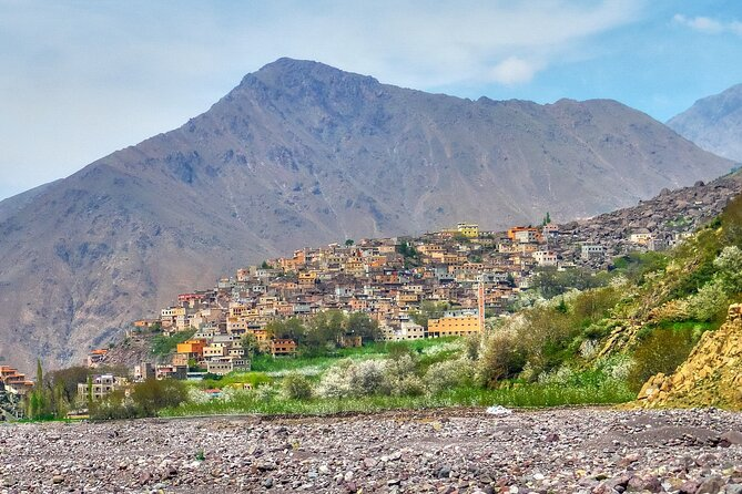 Challenge Day Trek from Marrakech To The Atlas Mountains