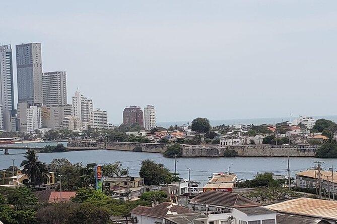 Private transfer Mamonal to Cartagena airport