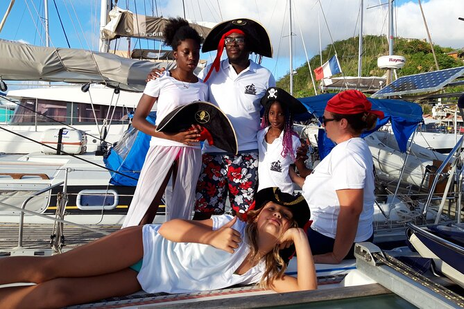 The Soul Of Pirates Excursion Sailboat Ecotoursime Morning / Sunset Saint Martin
