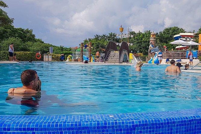 Playa Mia Day Pass from Riviera Maya