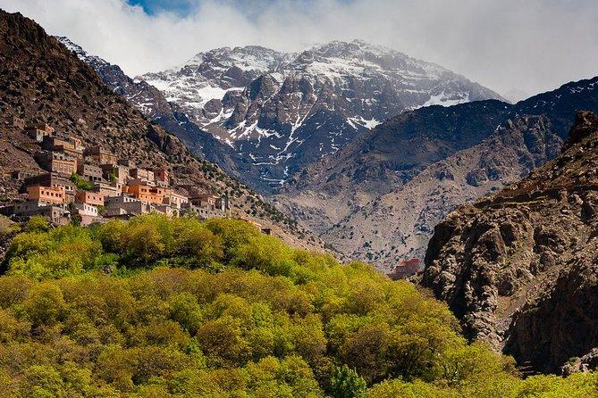 Overnight Trek in Berber Villages Atlas Mountains