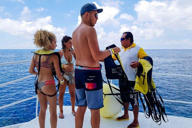 Cozumel Snorkel 2 Reefs from Riviera Maya