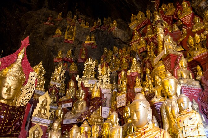 Making from Mandalay to Yangon in 12 Days(with Bagan, Mount Popa, Pindaya, Inle)