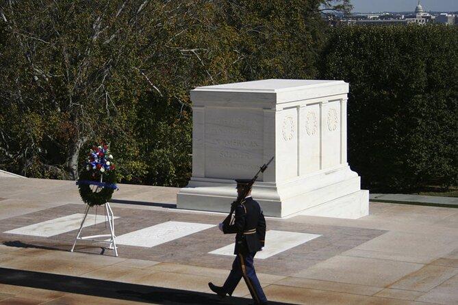 Arlington National Cemetery Private Walking Tour