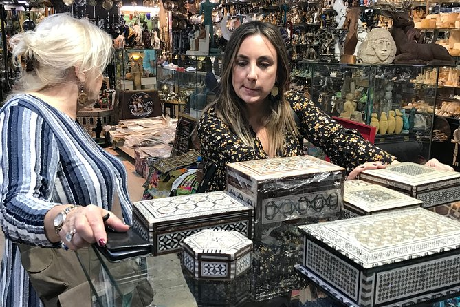 Half-Day Tour of the Egyptian Museum and Bazaars from Cairo