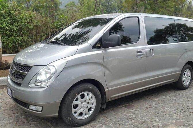 Transfer from La Antigua Guatemala to Monterrico (One Way)