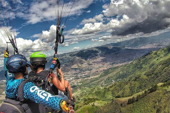 Medellin Extreme Paragliding and ATV