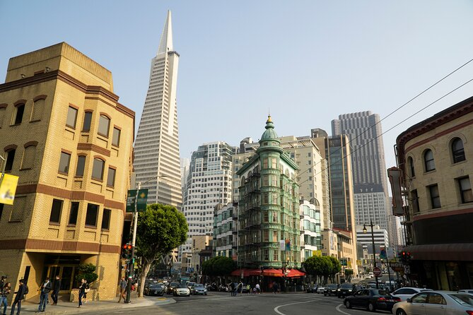 North Beach Food & History Walking Tour - Small Group