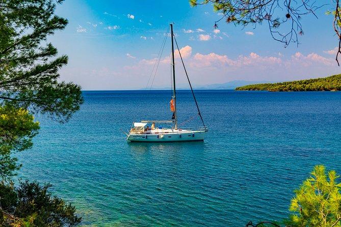 Half Day Sailing Cruise to Kelyfos island