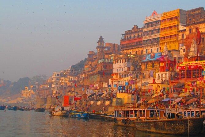 Private Transfer : Agra to Varanasi by Car