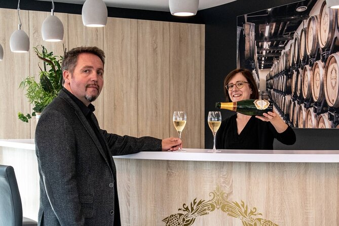 Visit of a Champagne House in Épernay