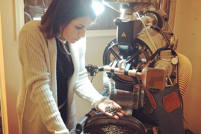 Coffee Roasting & Tasting + Neapolitan Breakfast