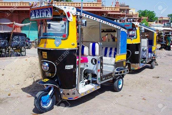 Explore Jodhpur City With Three Wheeler Tuk Tuk