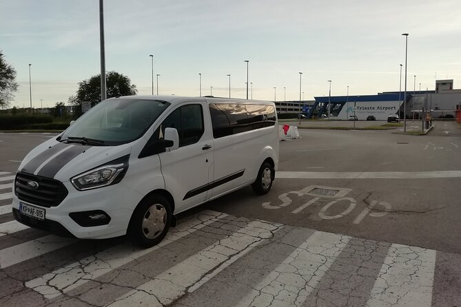 Small-Group Transfer from Portorož to Trieste Airport