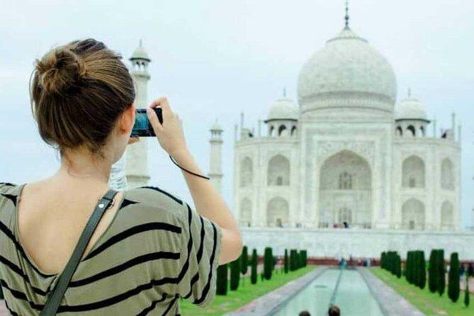 Taj Mahal Tour By India's Fastest Train
